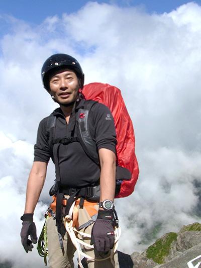 最賀(登山)写真
