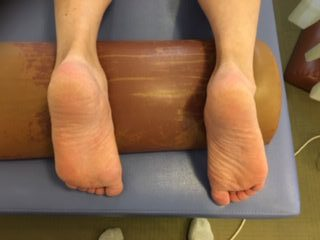 が 左足 痛い かかと